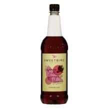 Sirop Framboise & Grenade Lemonade bouteille PET 1L