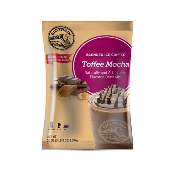 Lot de 5 frappés Toffee Mocha poche 1.588kg