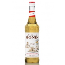Sirop Nougat bouteille verre 700ml