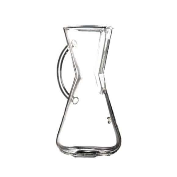Cafetière GlassHandle 3 cup
