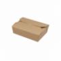 Boîtes multi food Cube kraft 42oz/1,25L x 250
