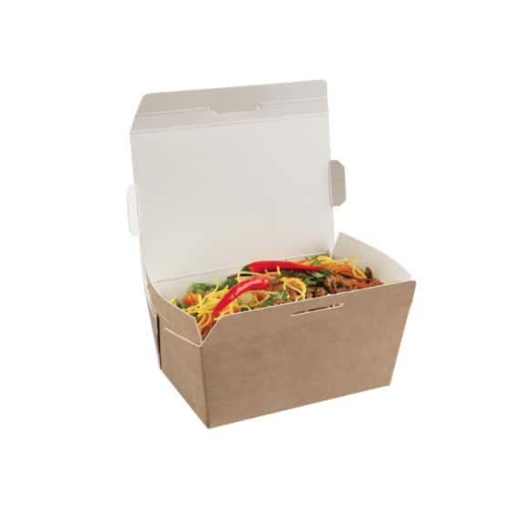 Boîtes CookPac kraft 24oz/700ml x 200