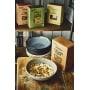 Lot de 10 granola café graines et grains boîte 350g BIO