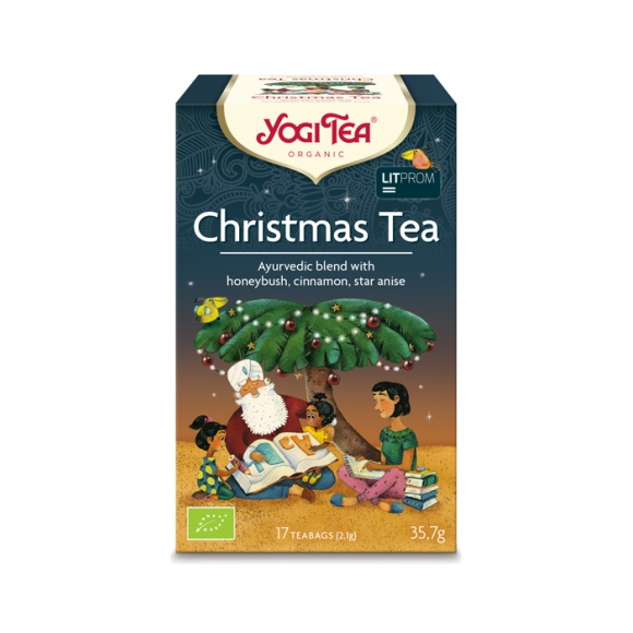 YOGI TEA® Infusion de Noël sachet 17 x 2.1g BIO