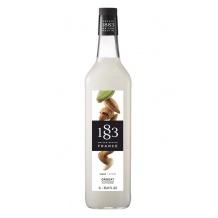 Lot de 6 Sirops Orgeat bouteille verre 1L