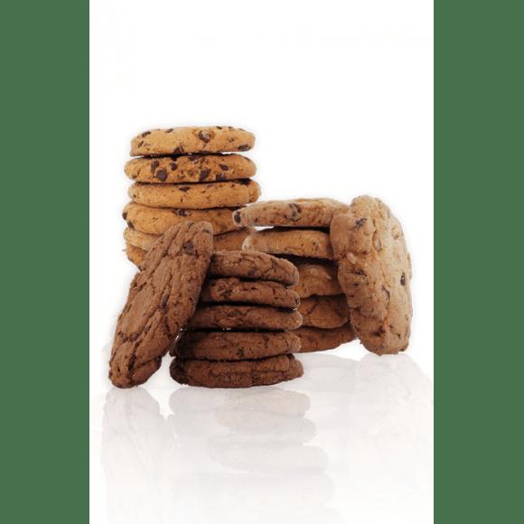 Cookies frais Mix 4 parfums 16 x 4 pce. 65g