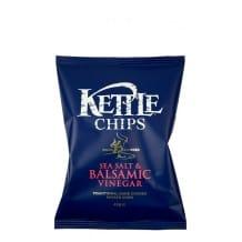 Chips Sel Vinaigre Balsamique 18 x 40g DLUO 09/03/19