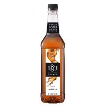 Sirop Amaretto bouteille PET 1L DLUO 30/03/19