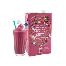 One & Only Smoothie Fraise 1L
