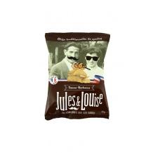 Chips françaises saveur barbecue 20x35g