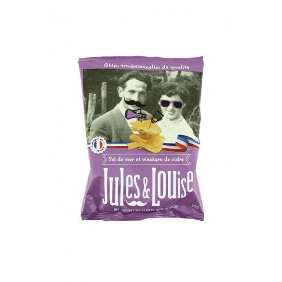 Chips françaises vinaigre 20x35g