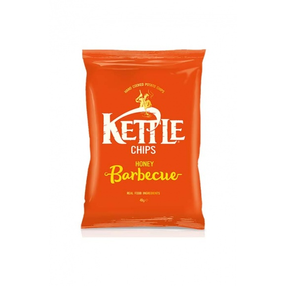 Chips Miel et Barbecue 18 x 40g