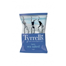 Tyrrells - Chips Sel de Mer 24 x 40g