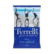 Tyrrells Chips Sel de Mer 12 x 150g