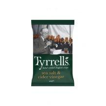 Tyrrells Chips Vinaigre de Cidre 12 x 150g