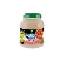 Lot de 4 Nata de coco Gelée de litchi 4kg
