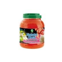 Nata de coco Gelée de fraise 4kg