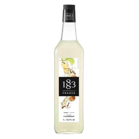 Sirop Falernum bouteille verre 1L