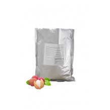 Lot de 20 Poudres Coconut Bubble Tea lait poche 1kg