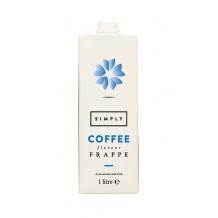 Simply base liquide frappé café 12 x 1L