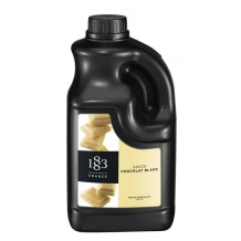 Sauce Chocolat blanc bidon 1.89L