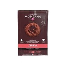 Chocolat en poudre Trésor de Chocolat dosette 50 x 25g