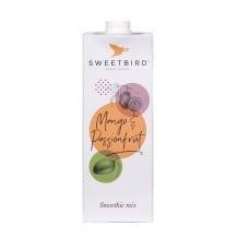 Sweetbird Smoothie Mangue Passion tetrapak 8 x 1L