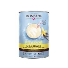Lot de 6 milkshake Vanille boîte 1kg
