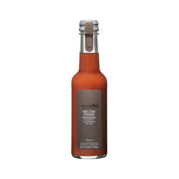 Nectar de Fraise bouteille verre 20x20cl