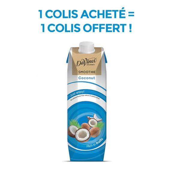 Da Vinci Smoothie Noix de coco tetrapak 1L