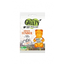 NOT GUILTY bonbons aux fruits présentoir 8x50g BIO