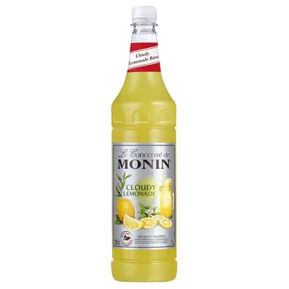 Lot de 4 sirops Cloudy Lemonade bouteille PET 1L
