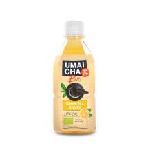 Thé glacé Thé vert Yuzu bouteille PET 24x350ml BIO