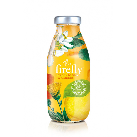 Firefly Lemon Lime Ginger