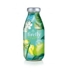 Boisson fonctionnelle Kiwi Citron vert Menthe bouteille verre 12 x 330ml