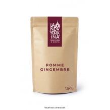 LA NEWYORKINA Granola BIO Pomme Gingembre poche 1,5kg
