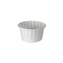 Lot de 10 sachets x 250 pots portion papier soufflé 3,25oz/96ml