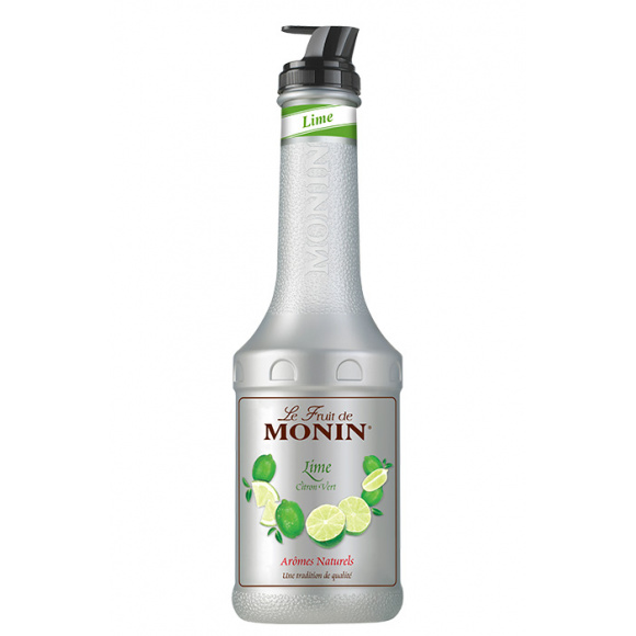 Mix Fruit Citron vert Lime bouteille PET 1L