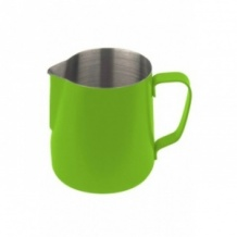 Pot à lait inox exterieur Téflon Vert 12oz-350ml