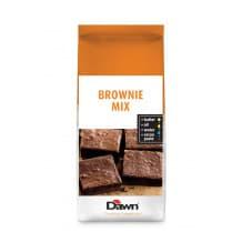 Lot de 4 mix en poudre pour brownie chocolat Sac 3,5kg