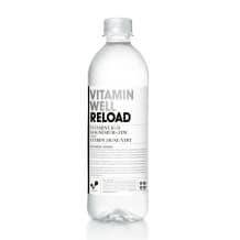 Reload boisson fonctionnelle Citron Citron vert bouteille PET 12 x 500ml 05/07/2020