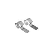 Weck clips inox x12