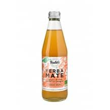 TEALÉLÉ Yerba Maté Pêche bouteille verre 12 x 330ml BIO