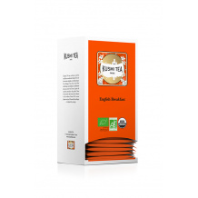 KUSMI TEA Thé noir English Breakfast 25X2g BIO