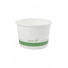 Pot à soupe 100% compostable 16oz/473ml x25