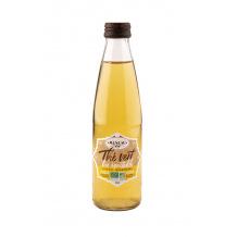 Thé glacé Thé vert Citron Gingembre bouteille verre 12 x 250ml BIO