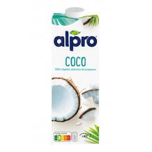Alpro Lait de coco 8 x 1L