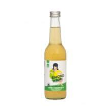 Simone a soif Eau fruitée Poire Immortelle bouteille verre 12x330ml BIO
