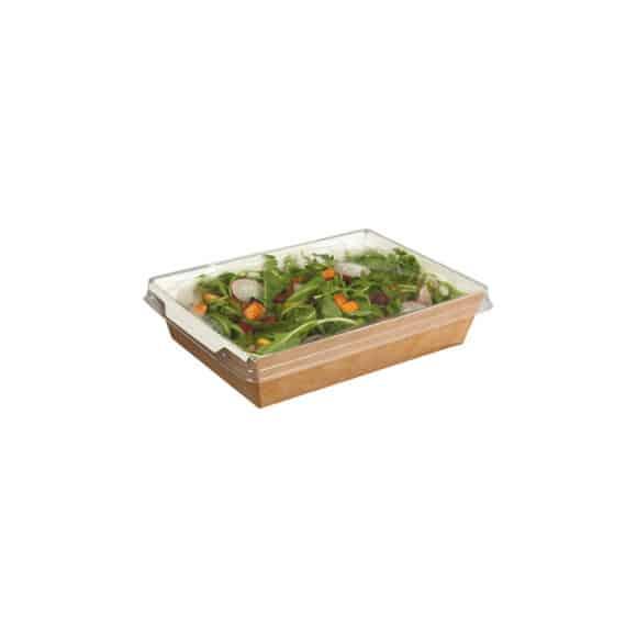 FUZIONE boîtes kraft multi food 34oz/1L