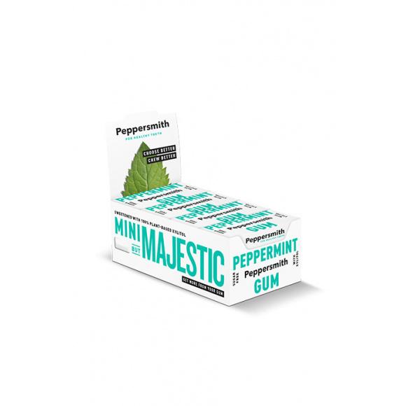 Chewing-gum Menthe poivrée